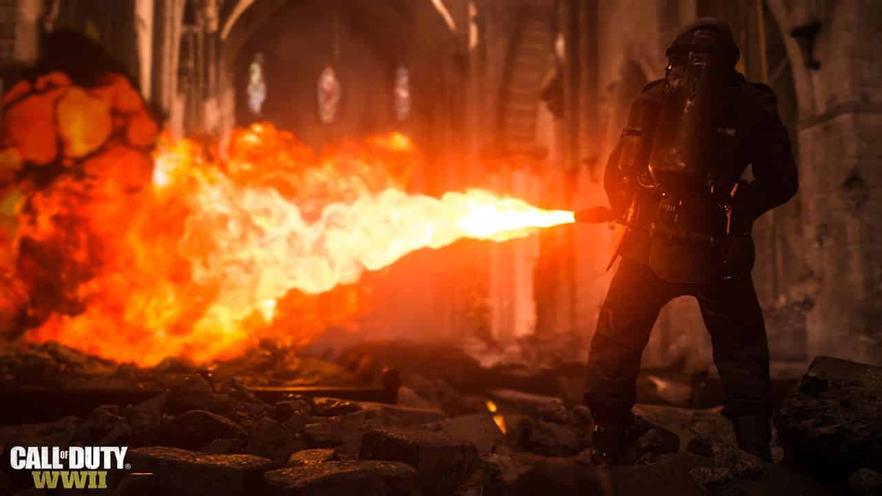 Call of Duty : WWII, les ventes dépassent le demi-milliard de dollars