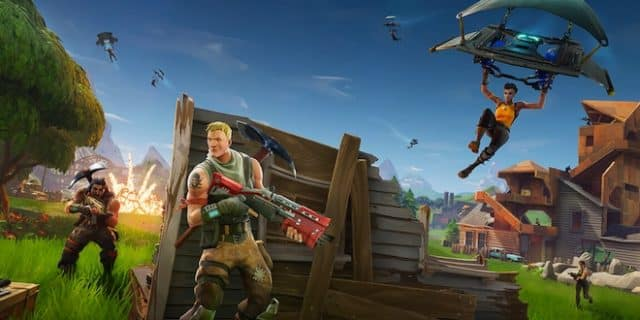 Epic Games préfère Fortnite à Paragon