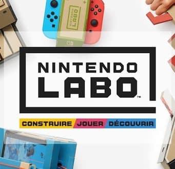 Le Nintendo Lab, le futur carton de la Switch?