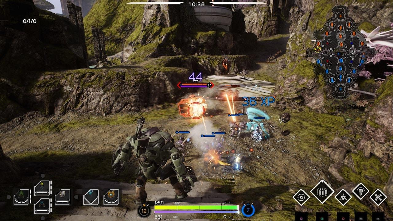 Paragon : Epic Games jette l'éponge et annule le jeu faute de joueurs