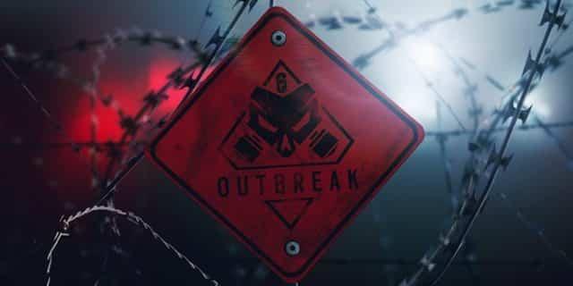 Le mode Outbreak de Rainbow Six Siege en vidéo