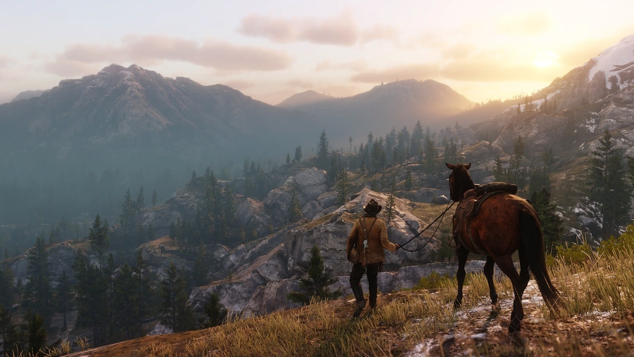 Red Dead Redemption 2 sortira en octobre 2018