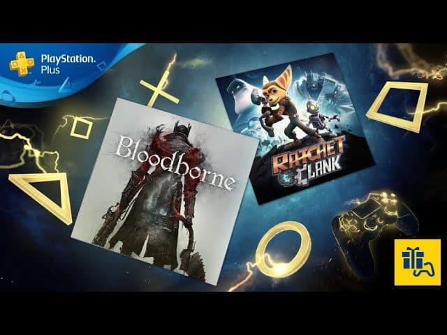 Les jeux gratuits PS Plus de mars 2018