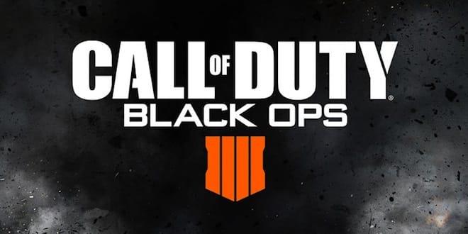 Call Of Duty Black Ops 4: la peur de Red Dead Redemption 2