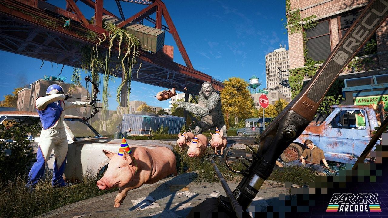 Test de Far Cry Arcade, un puissant éditeur de carte