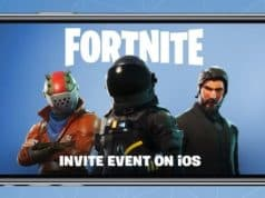 Fornite Mobile arrive sur iOS et Android