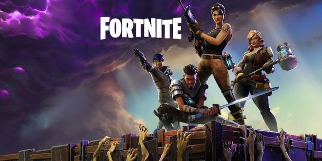 Nouveau mode Battle Royale dans Fortnite