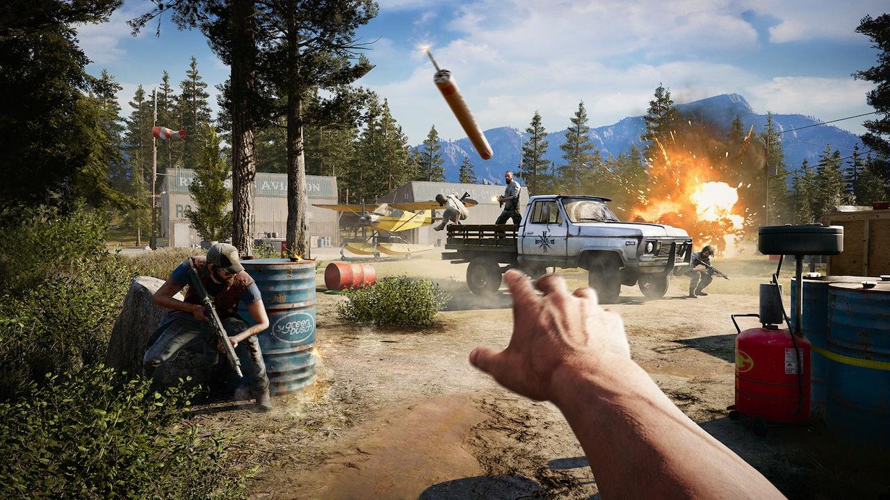 Avis sur Far Cry 5 (PS4, PC, Xbox One)