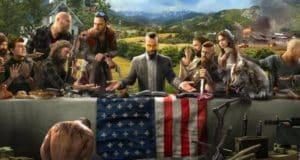 Premier indice sur les chiffres de ventes de Far Cry 5