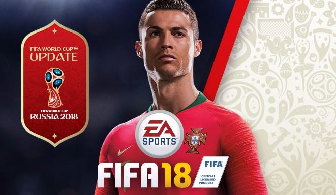 FIFA 18 : La coupe du monde en approche ?
