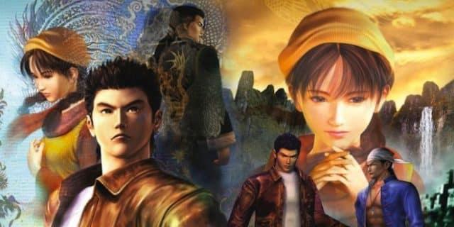 Une compilation Shenmue annoncé sur PS4, Xbox One et PC