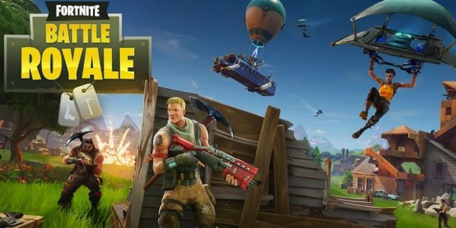 Fortnite va se mettre à l'eSport