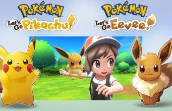 Pokémon Switch intègre des éléments de Pokémon Go