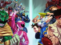 Un jeu de combat avec les Power Rangers et les persos de Street Fighter V