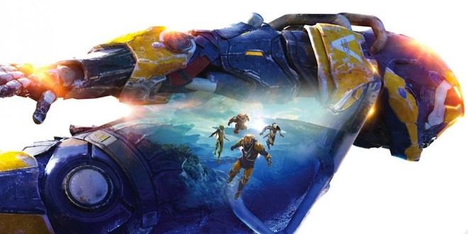 E3 – Anthem fait le plein d'infos pendant la conférence EA