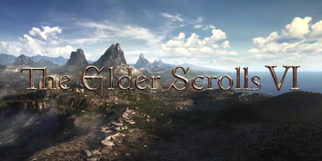 E3: Bethesda annonce The Elder Scrolls VI et Starfield (sur next gen?)