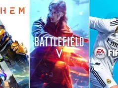 Le cloud gaming et origin access, les stars de l'EA Play