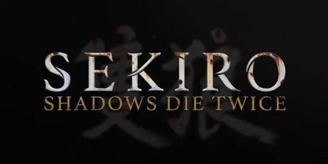 E3 2018 - Sekiro Shadows Die Twice, l'après Bloodborne et Dark Souls