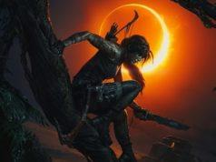 Lara Croft était à l'E3 2018