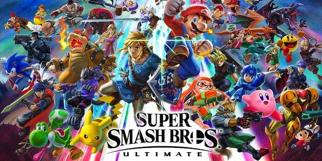E3 – Super Smash Bros Ultimate liste ses nouveautés et changements
