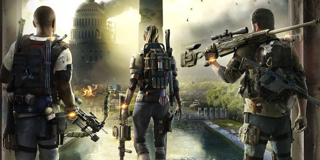 E3 – The Division 2 se dévoile avec du gameplay