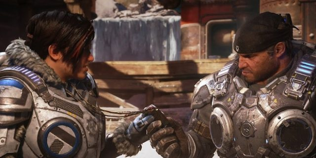 Gears Of War 5, c'est officiel