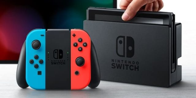 Un nouveau modèle pour la Switch?