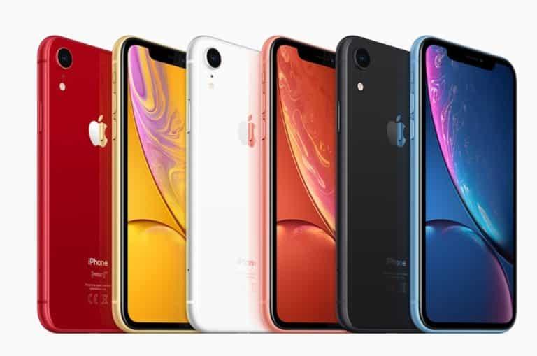 Test de l'iPhone XR, le meilleur rapport qualité prix pour un iPhone en 2018