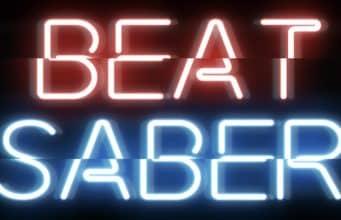 Test de Beat Saber sur le PSVR