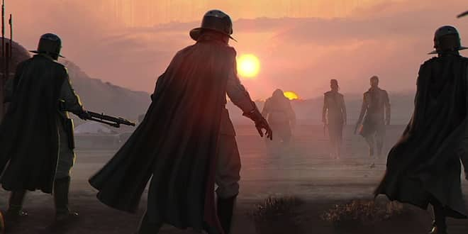 Electronic Arts annule son jeu Star Wars en monde ouvert