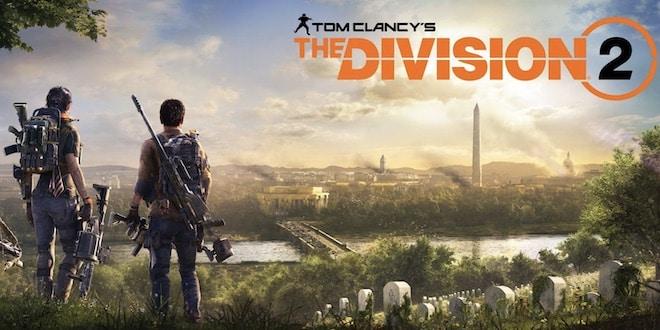 The Division 2 (Ubisoft) sera sur l'Epic Games Store et non Steam