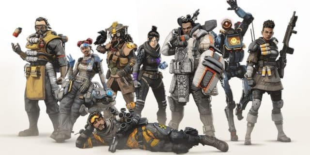Apex Legends, plus fort que Titanfall?