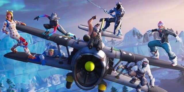 Comment Fortnite s'organise pour contrer Apex Legends