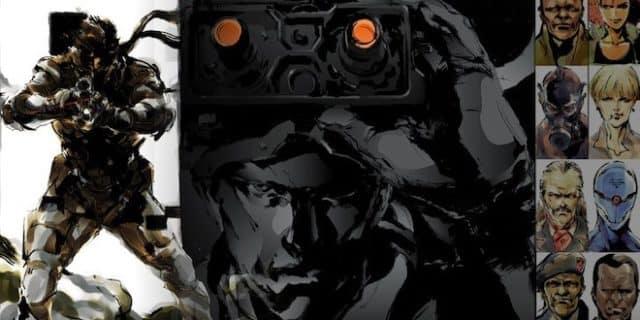 Joyeux anniversaire Metal Gear Solid 1