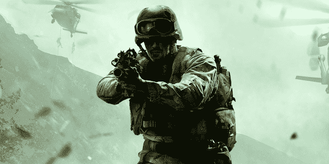 Call Of Duty 16: Modern Warfare 4 s'appellera Call Of Duty: Modern Warfare