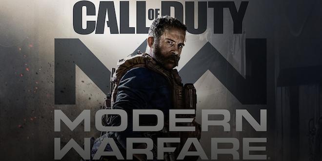 Call Of Duty: Modern Warfare – Un trailer avec Captain Price