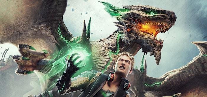 Scalebound a été annoncé à l'E3 2014 puis annulé quelques années plus tard.