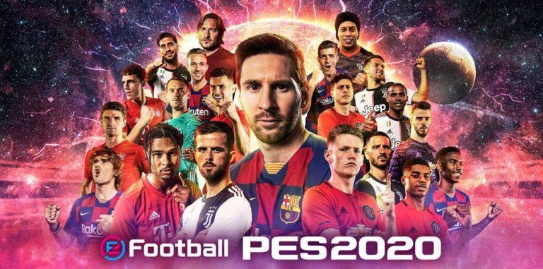 Test: PES 2020 – Ça vaut quoi le eFootball?