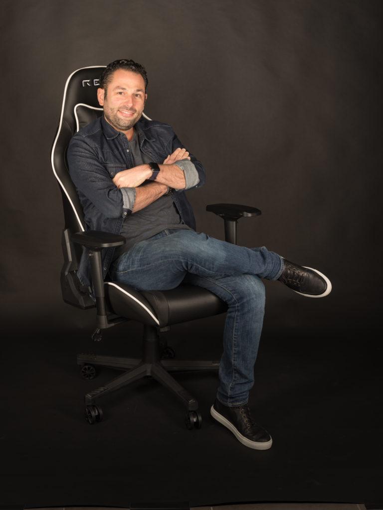 Julien Tellouck Co-fondateur de la marque REKT